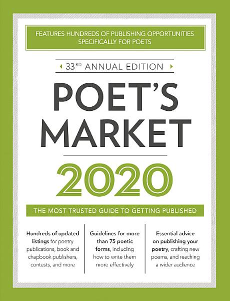 Poet's Market 2020 Pdf Book