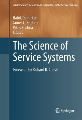 The Science of Service Systems PDF