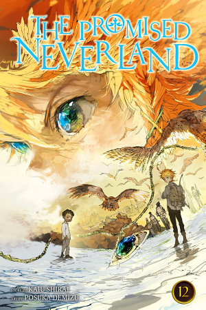 The Promised Neverland  Vol  12