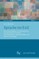 Sprache im Exil PDF