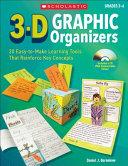 3 D Graphic Organizers PDF