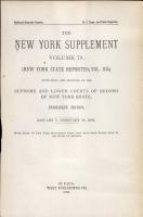 New York Supplement PDF