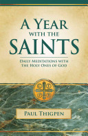 Year with the Saints  Paperbound   Daily Meditations with the Holy Ones of God