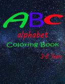 Abc Coloring Book Alphabet 3 8 Years PDF