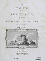 A Tour in Scotland, and Voyage to the Hebrides