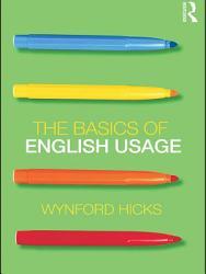 The Basics Of English Usage Book PDF