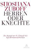 Herren oder Knechte PDF