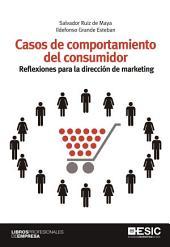 Casos de comportamiento del consumidor: Reflexiones para la dirección de marketing
