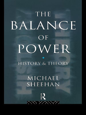 The Balance Of Power PDF