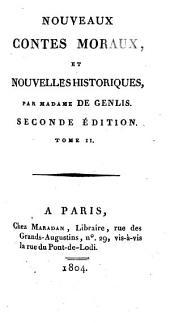 Nouveaux contes moraux: et nouvelles historiques, Volume2