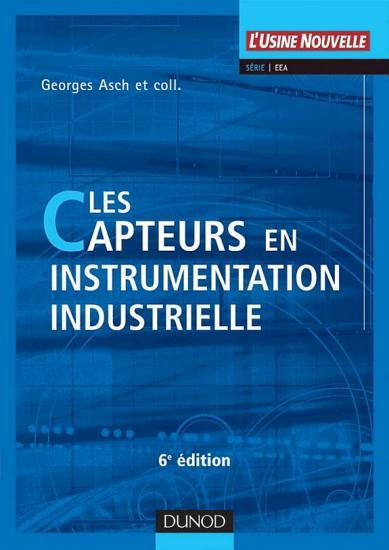 Les capteurs en instrumentation industrielle   7  me   dition PDF