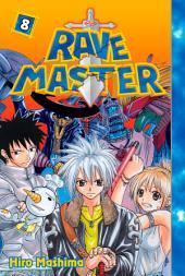 Rave Master: Volume 8