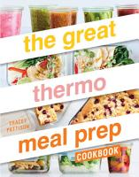 The Great Thermo Meal Prep Cookbook PDF