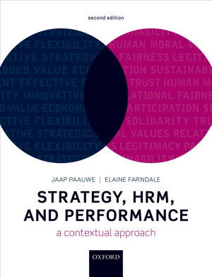 Strategy  Hrm  and Performance PDF