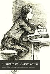 Memoirs of Charles Lamb