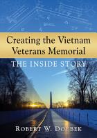 Creating the Vietnam Veterans Memorial PDF