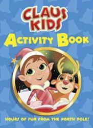 Claus Kids Activity Book Book PDF