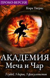 Академия Меча и Чар (промо): (фэнтези приключения)
