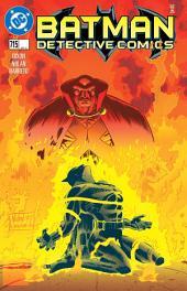 Detective Comics (1937-2011) #715
