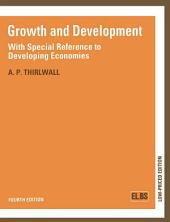 Growth and Development: With Special Reference to Developing Economies, Edition 4