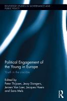 Political Engagement of the Young in Europe PDF