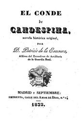 El conde de Candespina (etc.): El conde de Candespina ; 2