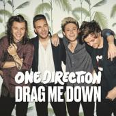 [Drum Score]Drag Me Down-One Direction: Drag Me Down(2015.08) [Drum Sheet Music]