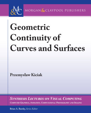 Geometric Continuity of Curves and Surfaces