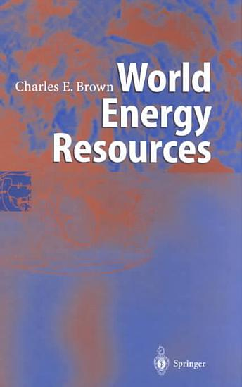 World Energy Resources PDF