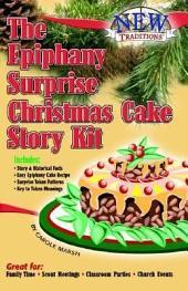 The Epiphany Surprise Christmas Cake Story Kit