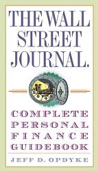 The Wall Street Journal Complete Personal Finance Guidebook Book PDF