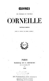 Œuvres et Pierre et Thomas Corneille