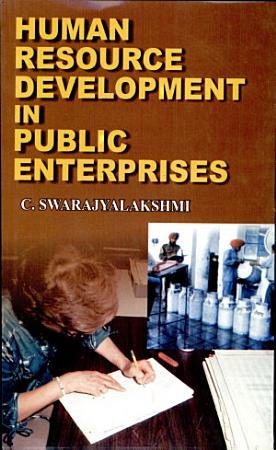 Human Resource Development In Public Enterprises PDF