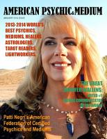 AMERICAN PSYCHIC   MEDIUM MAGAZINE  DELUXE EDITION IN FULL COLORS  January Issue 2014  PDF
