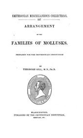 Arrangement of the Families of Mollusks Prepared for the Smithsonian Institution