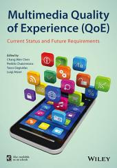 Multimedia Quality of Experience (QoE): Current Status and Future Requirements