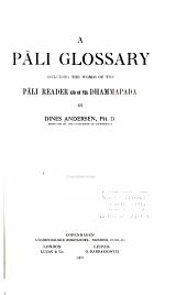 A Pāli Reader: Glossary