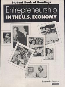Entrepreneurship in the U s  Economy PDF