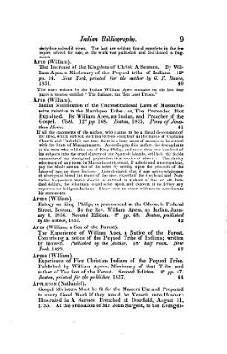 An Essay Towards an Indian Bibliography  Beeing a Catalogue of Books Relating to the American Indians in the Library of Thomas W  Field PDF