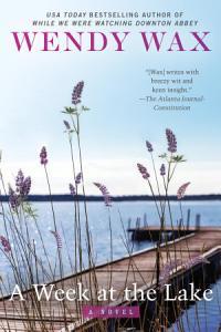A Week at the Lake Book