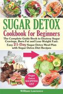 Sugar Detox Guide Book for Beginners PDF