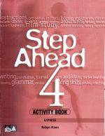 Step Ahead 4 Activity Book (Express)