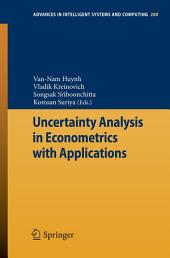 Uncertainty Analysis in Econometrics with Applications