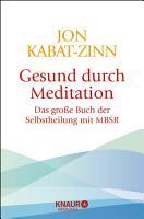 Gesund durch Meditation PDF
