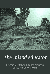 The Inland Educator: Volumes 7-8
