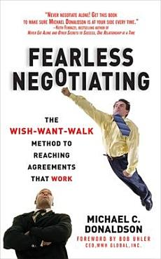 Fearless Negotiating PDF