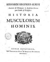 Historia musculorum hominis