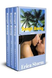 Swept Away (A Interracial African American BWWM Erotic Romance) Box Set: interracial bwwm african american erotic romance