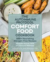 The Autoimmune Protocol Comfort Food Cookbook PDF