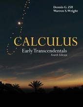 Calculus: Early Transcendentals: Early Transcendentals, Edition 4